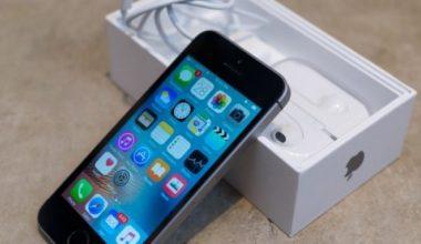 2020 iPhone SE, eski iPhone SE ile hız testine girdi