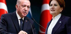 Akşener'den Erdoğan'a tarihi çağrı: Tüm liderler bir masa etrafında toplanmamız lazım