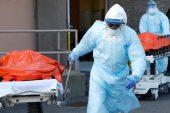 Amerika Birleşik Devletlerinde 22 Mayıs tarihinde koronavirüs sebebiyle 1373 şahıs yaşamını kaybetti