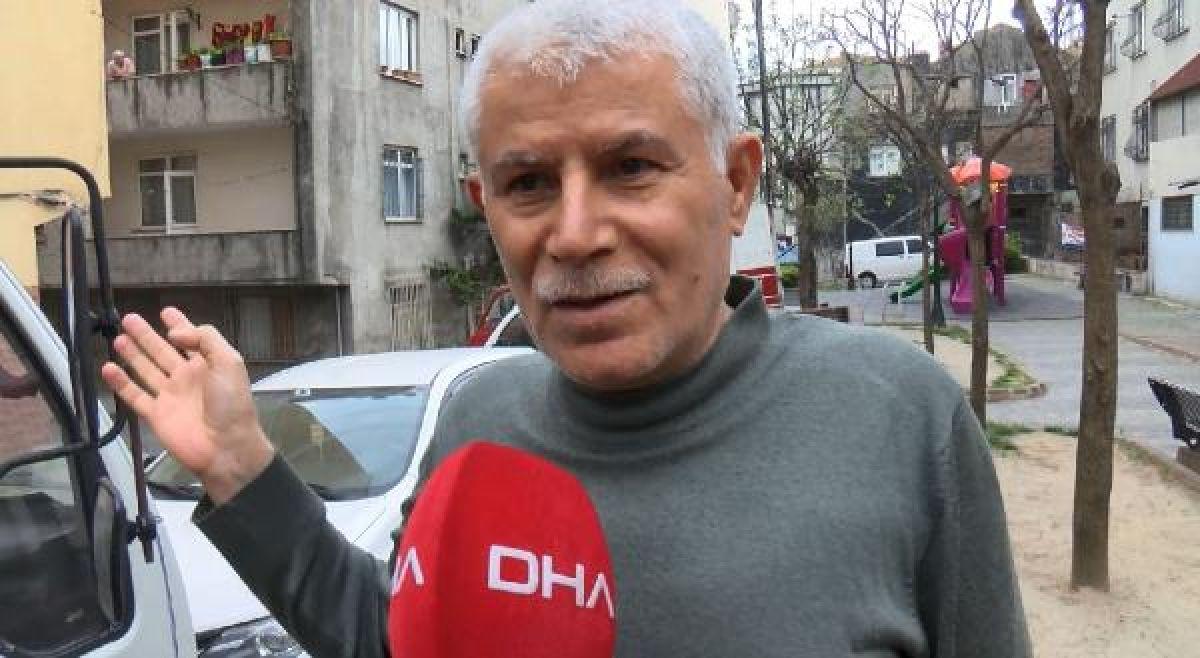 Ek fotoğraf //Bahçelievler'de balkondan bakan Suriyeli kız başına isabet eden kurşunla öldü -4