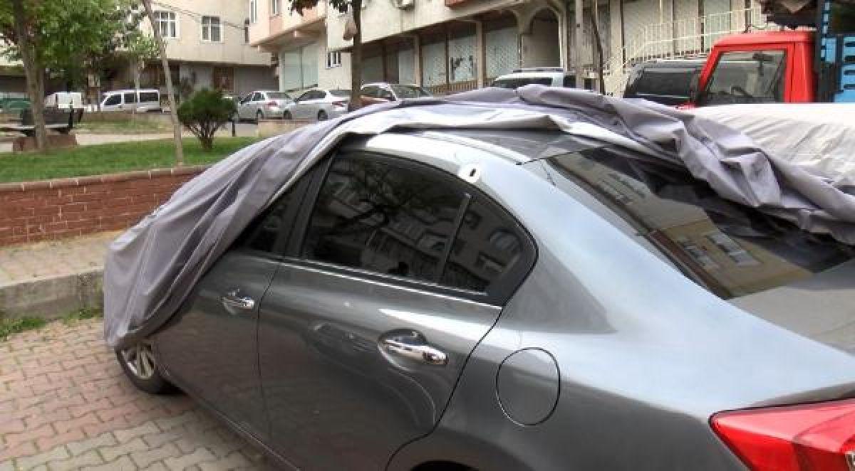 Ek fotoğraf //Bahçelievler'de balkondan bakan Suriyeli kız başına isabet eden kurşunla öldü -7