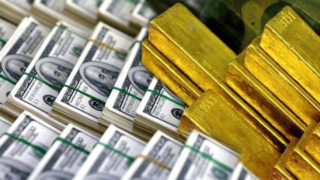 Merkez Bankası rezervleri 1,4 milyar dolar eksildi