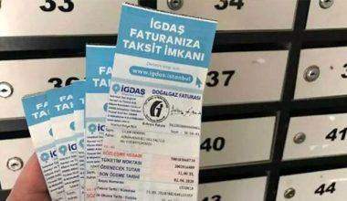 Son dakika: İstanbul'da doğal gaz faturaları 30 günlük olarak yeniden düzenlenecek