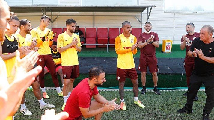 Galatasaray'da Mariano ile yollar ayrıldı!
