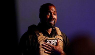Kanye West'ten ilginç iddia!