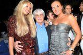 Formula 1'in 89'luk eski patronunun 45 yaş küçük eşinden oğlu dünyaya geldi