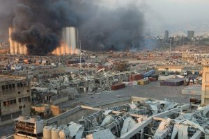 İsrail'den Beyrut patlamasıyla ilgili açıklama