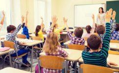 Okulun ilk gününde ilk vaka!