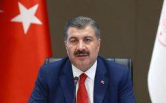 Sağlık Bakanı Fahrettin Koca paylaşımını sildi, yanlışlığı düzeltti