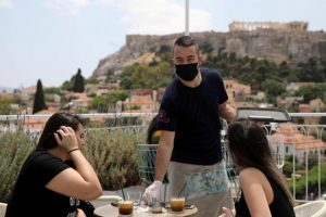 Yunanistan'da vaka patlaması