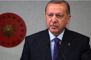 Erdoğan'dan depreme ilişkin ilk açıklama