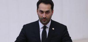 Bülent Arınç'ın AKP milletvekili oğlundan dikkat çeken açıklama