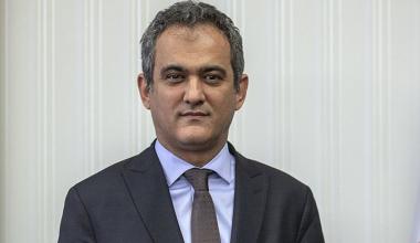 Milli Eğitim Bakanı Özer açıkladı