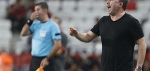 Sergen Yalçın'dan Antalyaspor maçının ardından açıklama