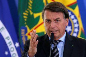 Brezilya Devlet Başkanı Bolsonaro'dan tepki çeken aşı açıklaması